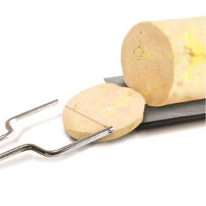 lyre inox foie gras